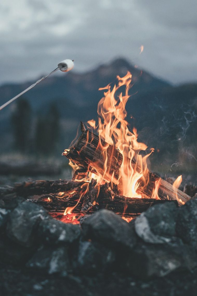 kamp ateşi nasıl yakılır