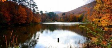 Erikli yaylası dipsiz göl